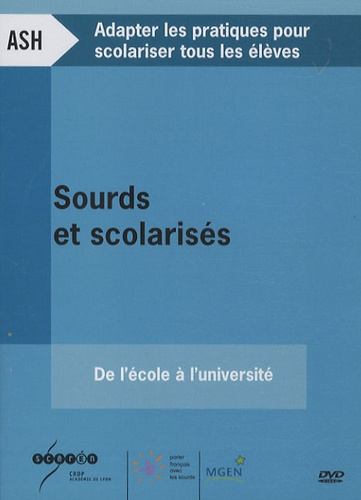 Laurent Lutaud - Sourds et scolarisés.