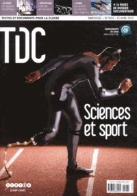 Guy Belzane - TDC N° 1034, 15 avril 20 : Sciences et sport.