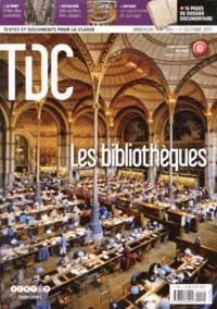 Guy Belzane - TDC N° 1041, 1er octobre : Les bibliothèques.