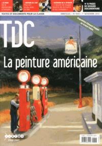 Guy Belzane - TDC N° 1043, 1er novembr : La peinture américaine.
