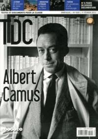 Guy Belzane - TDC N° 1049, 1er février : Albert Camus.