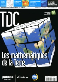 Guy Belzane - TDC N° 1062, 15 octobre  : Les mathématiques de la Terre.