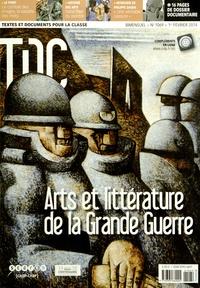 Guy Belzane - TDC N° 1069, 1er février : Arts et littérature de la Grande Guerre.