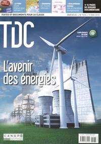Yvette Veyret et Annette Ciattoni - TDC N° 1076, 15 mai 2014 : L'avenir des énergies.
