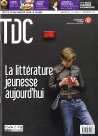 Guy Belzane - TDC N° 1089, 1er février : La littérature jeunesse aujourd'hui.