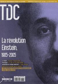 CNDP - TDC N° 886, 15 décembre : La Révolution Einstein 1905-2005.