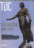 CNDP - TDC N° 903, 1er novembre : La laïcité 1905-2005.