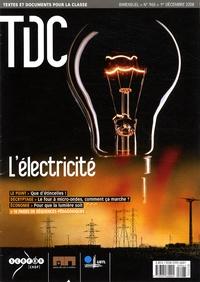 CNDP - TDC N° 965, 1er décembre : L'électrité.