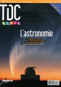 Guy Belzane - TDC N° 974, 15 avril 200 : L'astronomie.