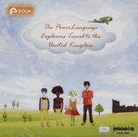Claire Cousteau - The PowerLanguage explorers travel to the United Kingdom. 1 Cédérom