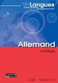 Emmanuelle Chiffre - TVLangues allemand collège n° 32 février 2015 - TVLangues allemand collège n° 32 février 2015 329932.