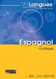 Stéphanie Fizailne - TVLangues espagnol collège n° 34 novembre 2015 - TVLangues espagnol collège n° 34 novembre 2015 580871.