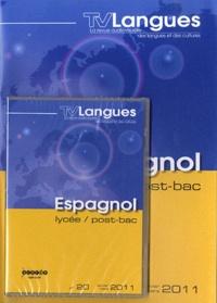 CRDP de Bourgogne - TVLangues N° 20, Janvier-mars : Espagnol lycée / post-bac. 1 DVD