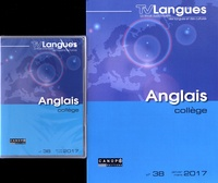 Jean-Noël Vogrig - TVLangues N° 38, janvier-mars  : Anglais collège. 1 DVD