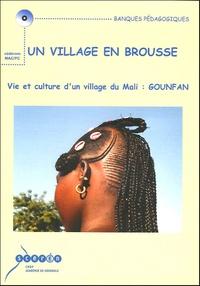 Christophe Villiot et Sébastien Perroud - Un village en brousse, vie et culture d'un village du Mali : Goufan - CD-ROM.