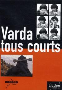 Agnès Varda - Varda tous courts - 2 DVD vidéo.