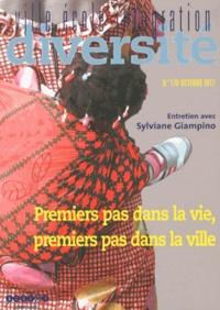 Sylviane Giampino - Ville-Ecole-Intégration Diversité N° 170, Octobre 2012 : Premiers pas dans la vie, premiers pas dans la ville.
