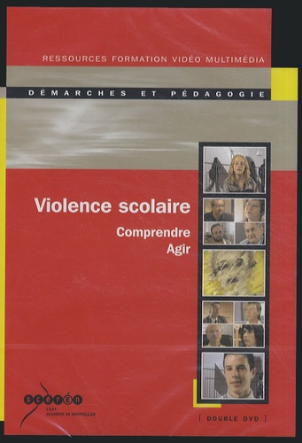 Violence scolaire - Comprendre, agir 2 DVD - Claude Guedj