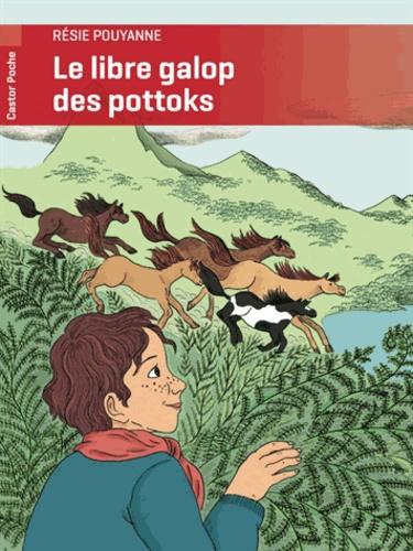 Résie Pouyanne - Le libre galop des pottoks.