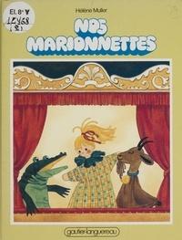 Résie Pouyanne - Nos marionnettes.