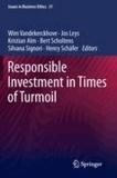 Wim Vandekerckhove - Responsible Investment in Times of Turmoil.
