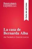 ResumenExpress.com - La casa de Bernarda Alba de Federico García Lorca (Guía de lectura) - Resumen y análisis completo.