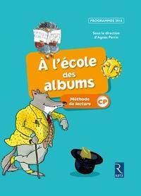 Retz - Ecole des albums CP - Manuel série bleue.