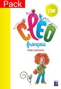 Retz - Français CM Cléo - Aide-mémoire - Pack en 6 volumes.