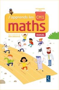 Retz - J'apprends les maths CM1 manuel + cahier.