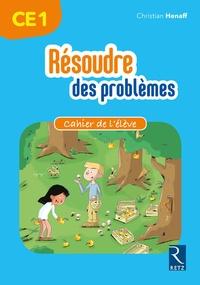 Histoiresdenlire.be Mathématiques CE1 Résoudre des problèmes - Cahier de l'élève Image