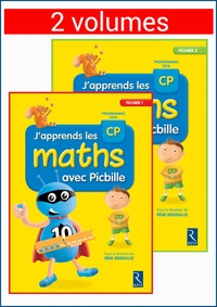 Retz - Maths CP J'apprends les maths avec Picbille.