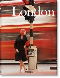 Reuel Golden et Barry Miles - London - Portrait d'une ville.