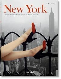 Reuel Golden - New York - Portrait d'une ville, édition français-anglais-allemand.