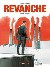 Nicolas Pothier - Revanche Tome 01 : Société Anonyme.