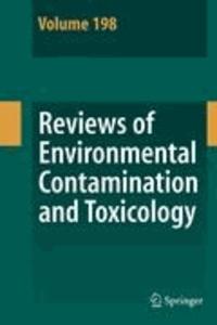 Reviews of Environmental Contamination and Toxicology 198.