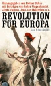 Revolution für Europa.