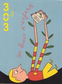 Joëlle Turin et Sophie Curtil - 303 Arts Recherches Créations N° 105/2009 : Les livres d'enfants.