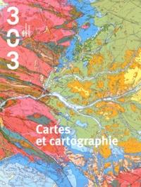 Emmanuelle Chérel - 303 Arts Recherches Créations N° 133/2014 : Cartes et cartographie.