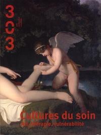 Thierry Pelloquet - 303 Arts Recherches Créations N°147/2017 : Cultures du soin - Art, thérapie, vulnérabilité.