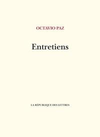 Revue Détours D'Écriture et Octavio Paz - Entretiens avec Octavio Paz.