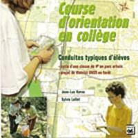 Course dorientation au collège - Conduites typiques délèves : cycle dune classe de 4e en parc urbain, projet de district UNSS en forêt.pdf