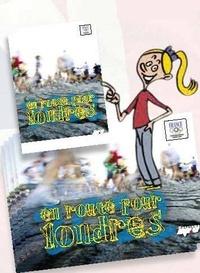 Revue EPS - En route pour Londres 2012 - Pack de 30 carnets d'activités + 1 guide pédagogique.