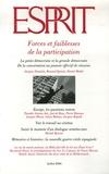Jacques Donzelot et Renaud Epstein - Esprit N° 326, Juillet 2006 : Forces et faiblesses de la participation.