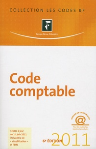 Revue fiduciaire - Code comptable 2011.