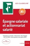 Revue fiduciaire et Yves de La Villeguérin - Epargne salariale et actionnariat salarié.