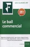 Revue fiduciaire - Le bail commercial.