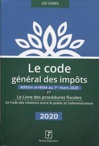 Revue fiduciaire - Le code général des impôts et le livre des procédures fiscales.