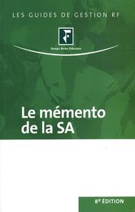 Le mémento de la SA.pdf