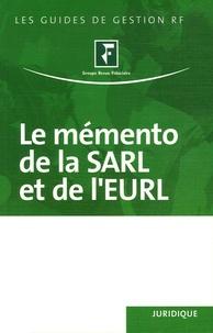 Le mémento de la SARL et de lEURL.pdf