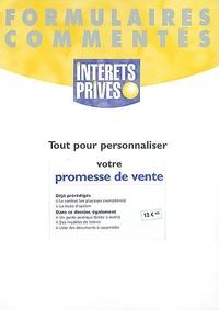 Revue fiduciaire - Tout pour personnaliser votre promesse de vente.